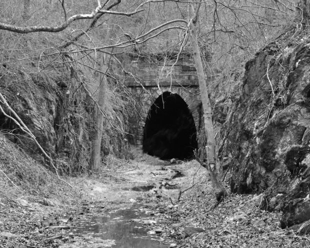 West Portal, Blue Ridge Tunnel 2011