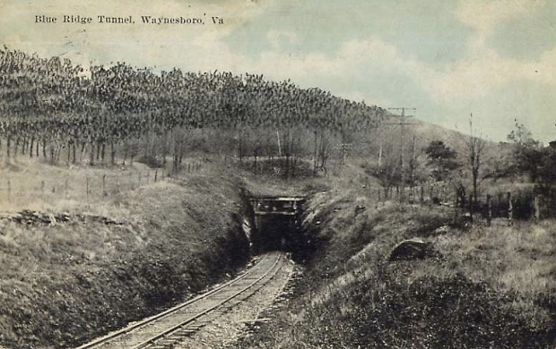 West Portal, Blue Ridge Tunnel
