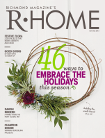 RHome Nov:Dec issue cover
