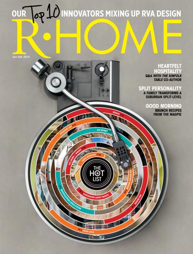 RHome Jan:Feb cover