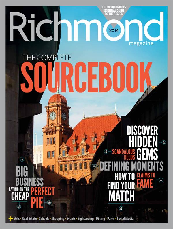 Richmond mag feb 2014