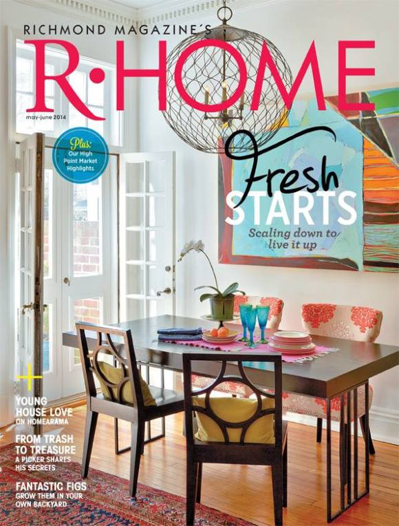 Rhome may:june 2014 cover