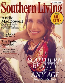 backcover southern living september 2014