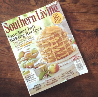 southern living september 2014 issue