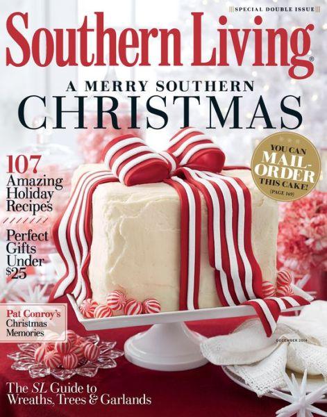 southern living december 2014 over
