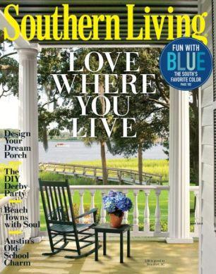 Southern Living May 2015