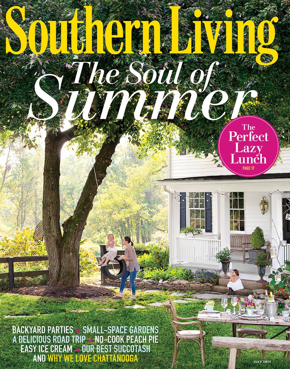 Living Room Southern Living Pictures fredericksburg virginia travel story in southern livings july living 2015 cover