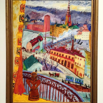 view-of-slussen-1919-by-sigrid-hjerten