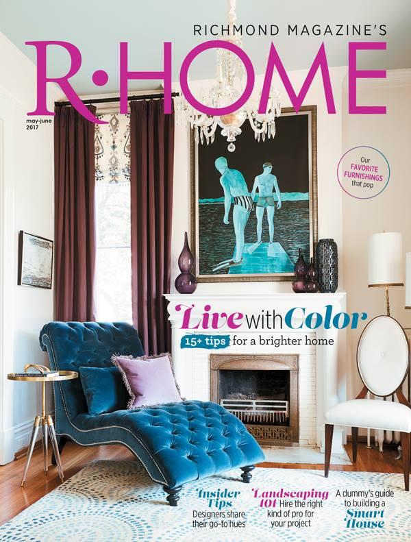RoHome Magazines May June 2017 Issue Marissa Hermanson